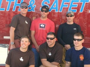 Casper Firefirefighter Combat Challenge Team