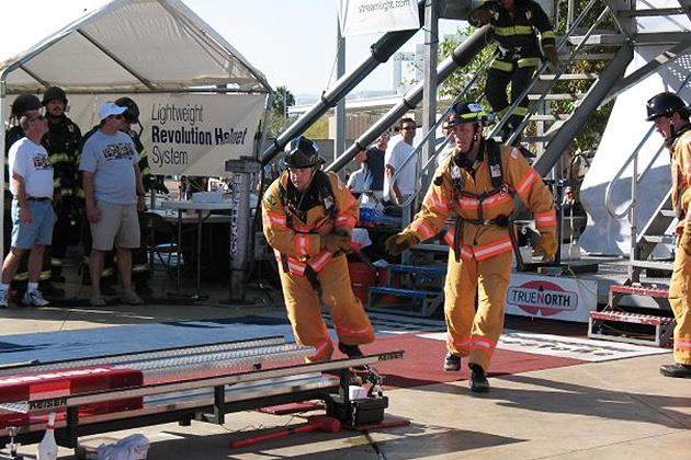 Scott Firefighter Combat Challenge - Casper Team Competes