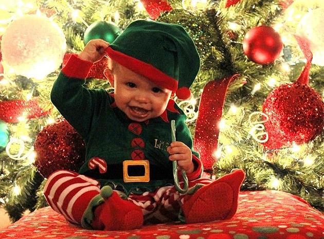 Casper Christmas Kids Photo Contest Voting