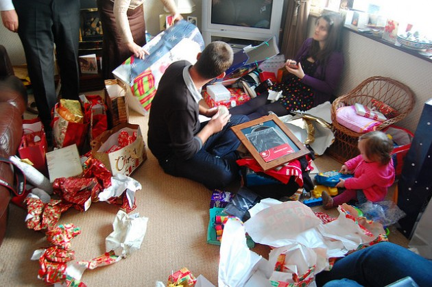 Do You Recycle or Reuse Your Wrapping Paper?