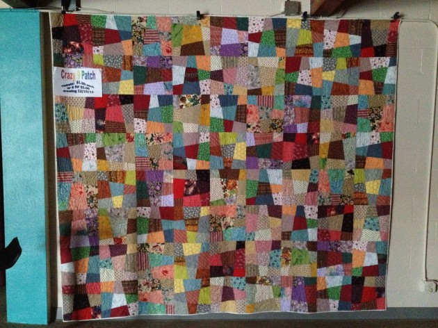 Stage III Quilt