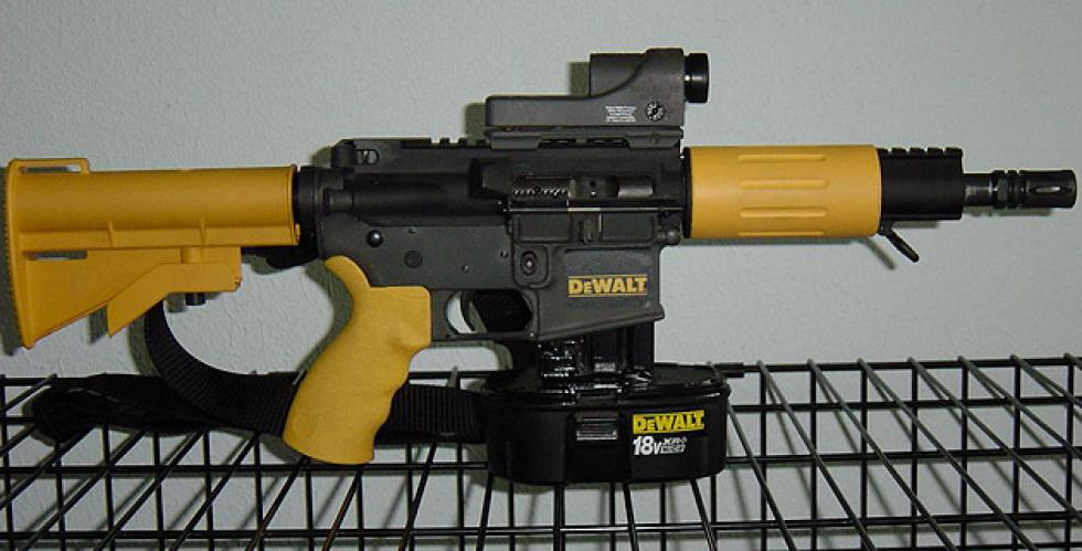 Is The DeWalt Assault Nail Gun Real?