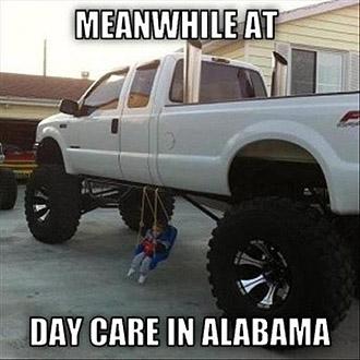 Oh, Alabama