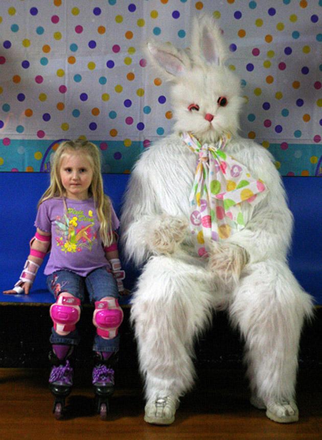 Creepy Bunny 4