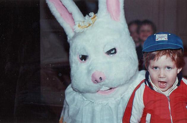 Creepy Bunny 2
