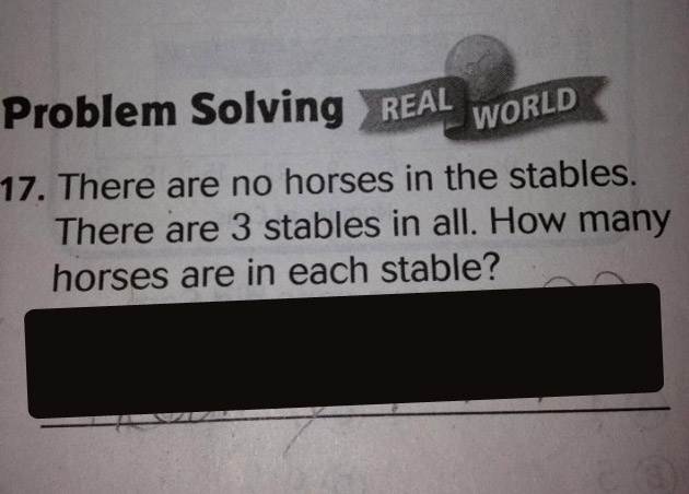 Real World Problem Solving