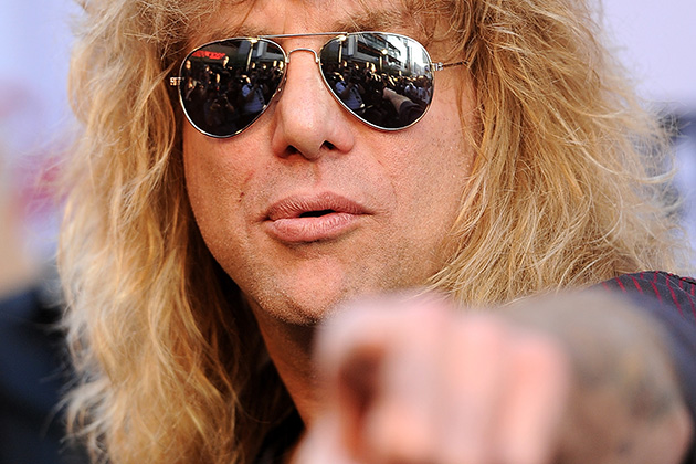 Steven Adler Admitted to Rehap