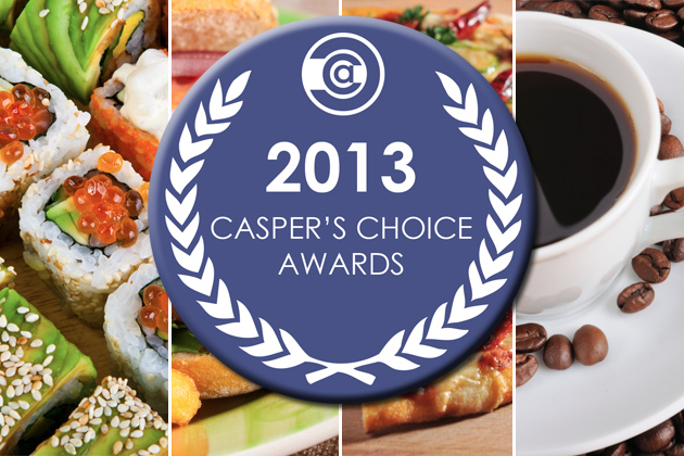 Caspers Choice Awards