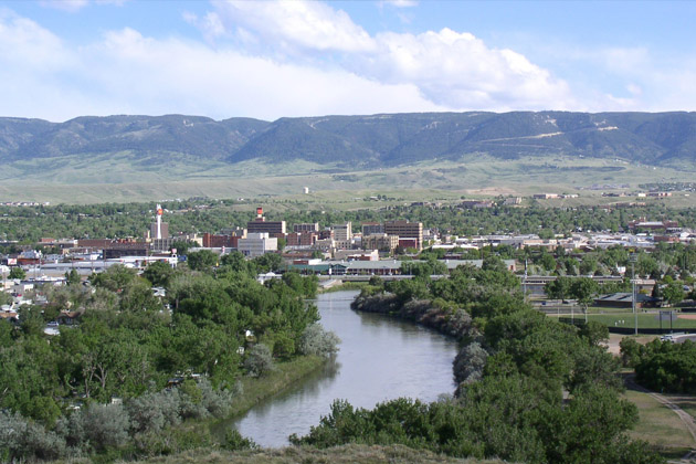 Casper Wyoming - Rock 96.7