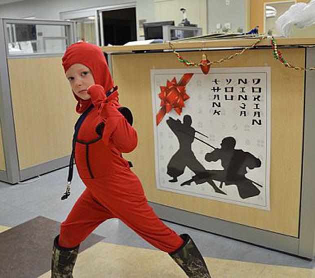 Ninja Dorian - Facebook