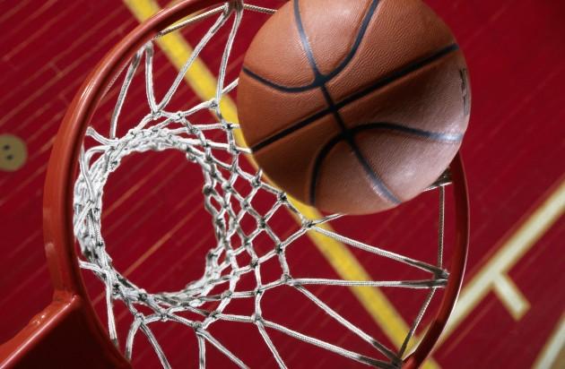 Basketball-and-Hoop